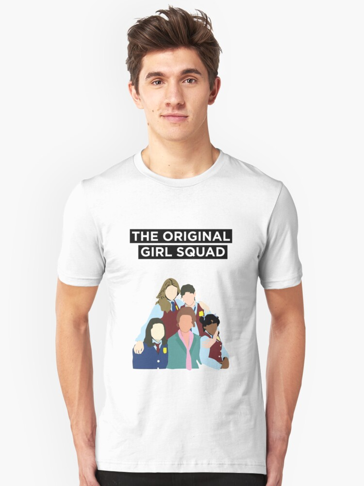 'THE OG SQUAD ' T-Shirt by nadirasimone