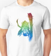 °FINAL FANTASY° Final Fantasy XII Rainbow Logo T-Shirt