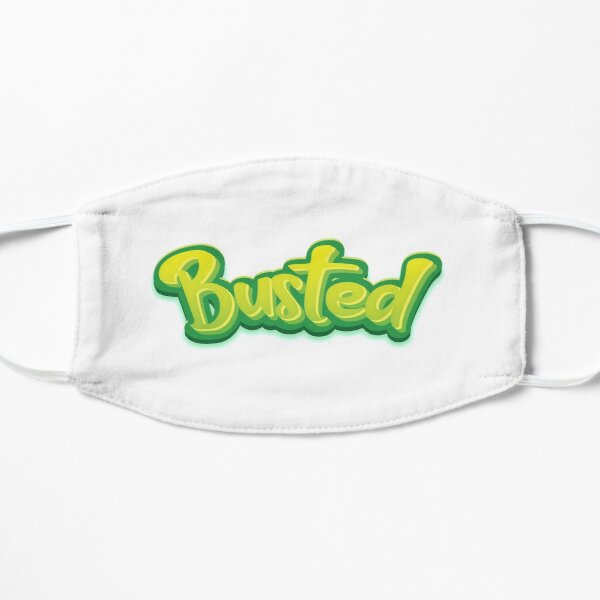 Busted Flat Mask