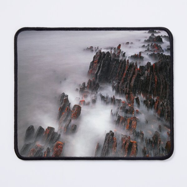 Jagged Mouse Pad