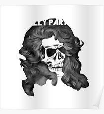 Dolly Parton Metal Poster