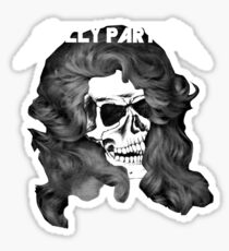Dolly Parton Metal Sticker