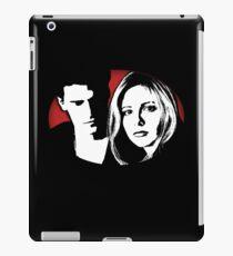Buffy/Angel Motif iPad Case/Skin