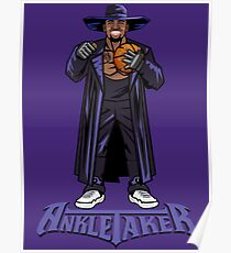 Kyrie Irving The Ankletaker Poster