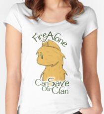 Firestar Women's Fitted Scoop T-Shirt