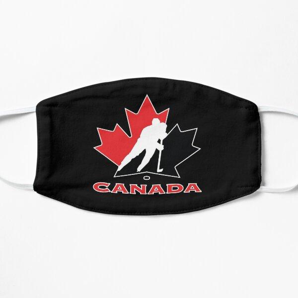 Canadian Hockey Flat Mask