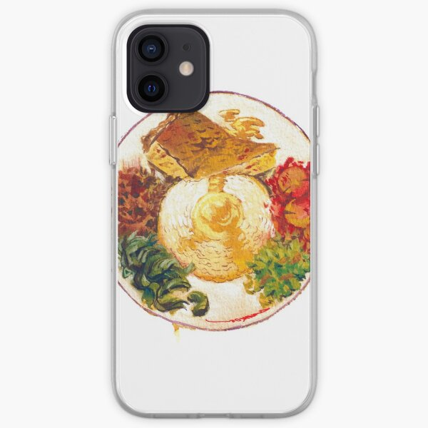 Talua Dadar - Indonesian Food iPhone Soft Case