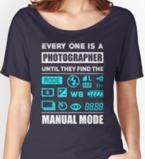 Love Photography Women's Relaxed Fit T-Shirt