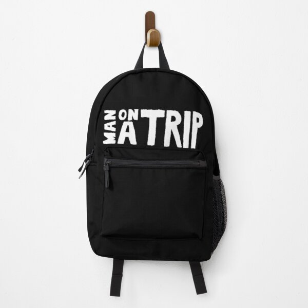 Man on a trip Backpack