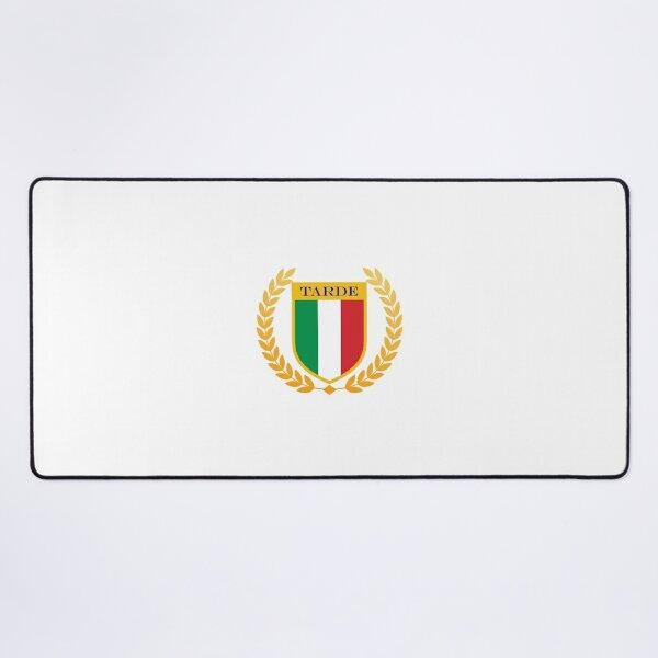 Tarde Taranto Italia Italy Desk Mat