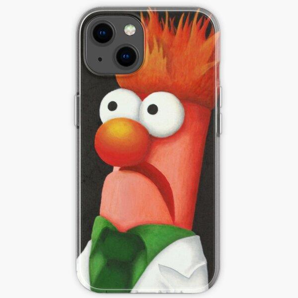 Beaker iPhone Soft Case
