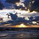 Dramatic sunset by Maryna Gumenyuk