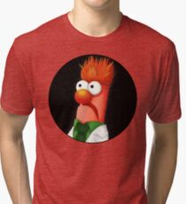Becherglas Vintage T-Shirt