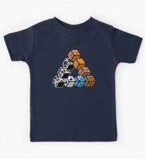 Impossible Blocks Kids Clothes