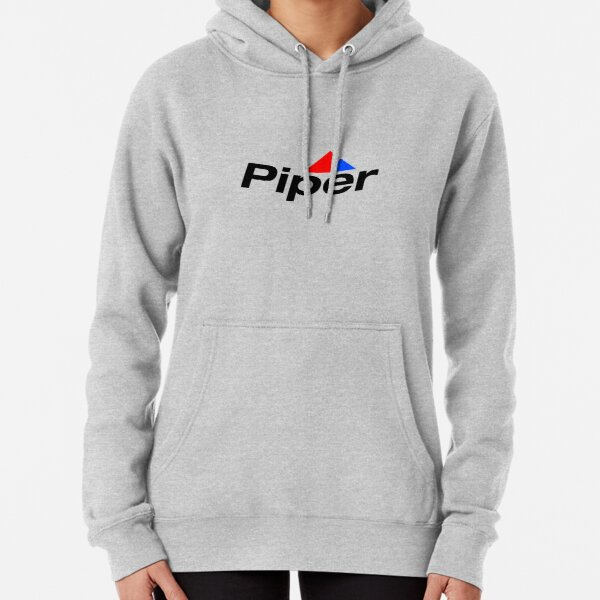 Piper Aircraft Logo Pullover Hoodie