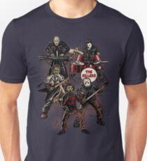 Death Metal Killer Music Horror Unisex T-Shirt