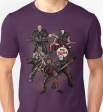Death Metal Killer Music Horror T-Shirt