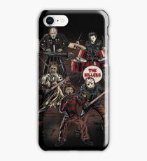 Death Metal Killer Music Horror iPhone Case/Skin