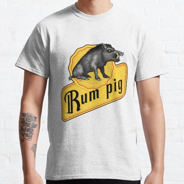 Rum Pig Classic T-Shirt