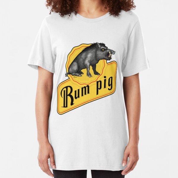 Rum Pig Slim Fit T-Shirt
