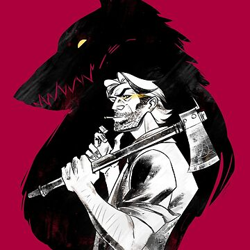 Bib Bad Wolf by viciousmongrel