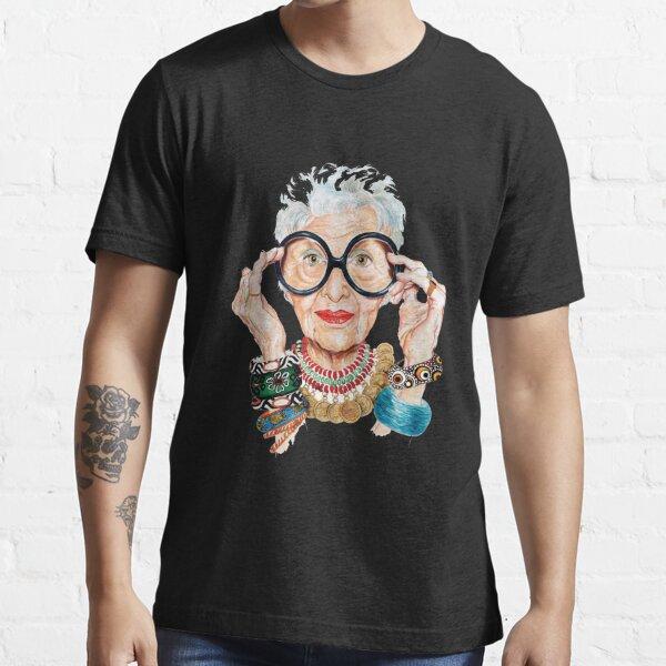 iris apfel Essential T-Shirt