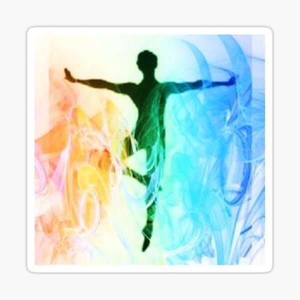 Ballet Boy - Original Sticker