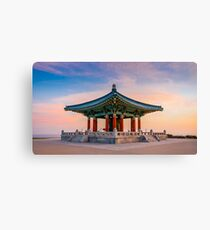 Friendship Bell Canvas Print