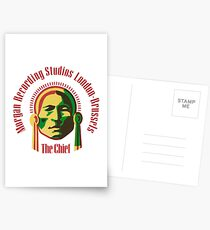 The Chief 2 Postcards