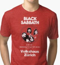 Zurich Tri-blend T-Shirt