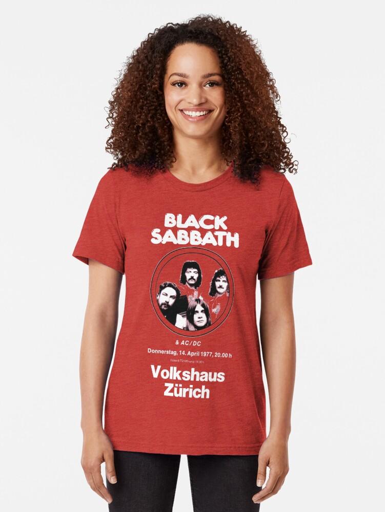 Alternate view of Zurich Tri-blend T-Shirt