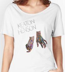 Keaton Henson - Hands Artwork Women's Relaxed Fit T-Shirt