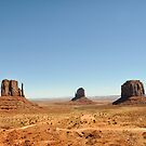 Monument Valley by Heather Haderly