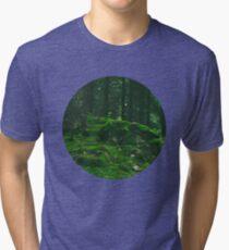 Mound of Moss Tri-blend T-Shirt