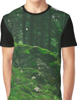 Mound of Moss Graphic T-Shirt