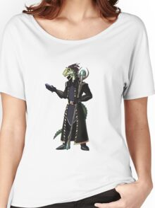 Skyrim Thalmor Argonian Women's Relaxed Fit T-Shirt