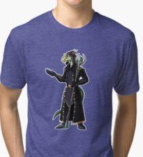 Skyrim Thalmor Argonian Tri-blend T-Shirt
