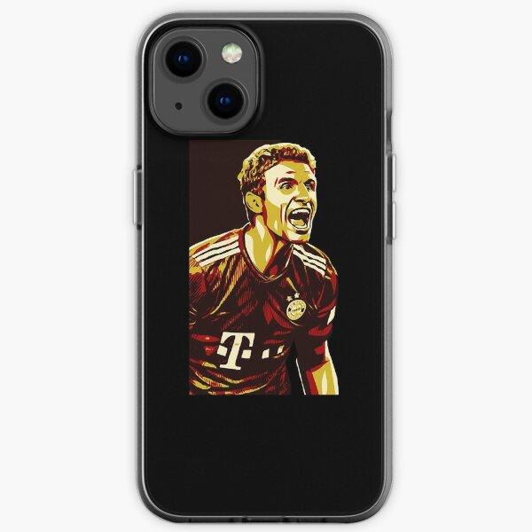 Thomas Müller Bayern München iPhone Flexible Hülle