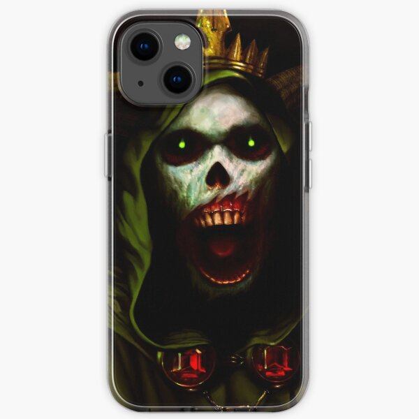 The Lich King: Beyond Strength  iPhone Soft Case
