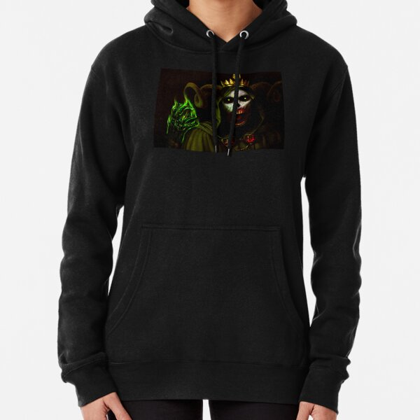 The Lich King: Beyond Strength  Pullover Hoodie