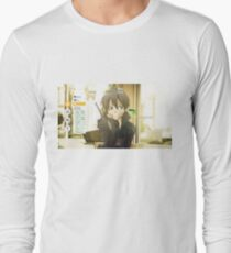 SAO - Kirito Stuff Long Sleeve T-Shirt