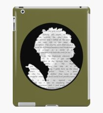 Bob Dylan - Highlands iPad Case/Skin