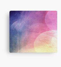 abstract colour Canvas Print