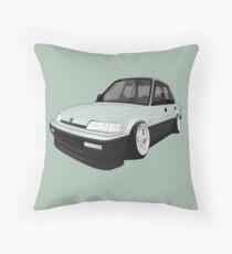 Honda Civic Throw Pillow