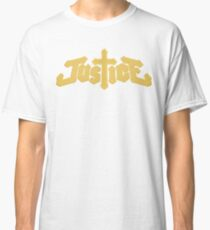 Justice - Logo Classic T-Shirt