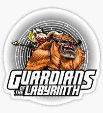 Guardians of the Labyrinth Sticker