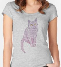 PolyCat Women's Fitted Scoop T-Shirt