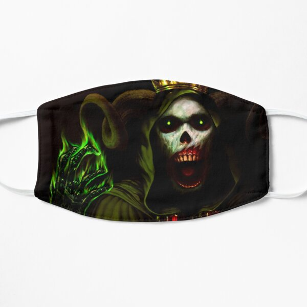 The Lich King: Beyond Strength  Flat Mask
