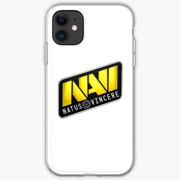 Navi Na'vi csgo Team Logo iPhone Soft Case