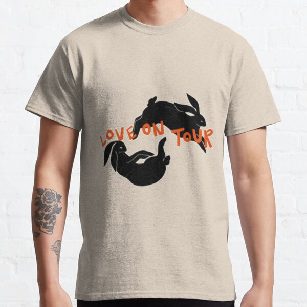 L'amour en tournée | Harry Styles| Cadeau parfait T-shirt classique